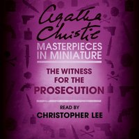 Witness for the Prosecution: An Agatha Christie Short Story - Agatha Christie - audiobook