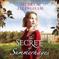 Secret of Summerhayes - Merryn Allingham - audiobook