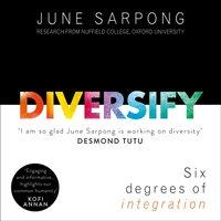 Diversify - June Sarpong - audiobook