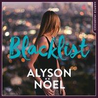 Blacklist - Alyson Noel - audiobook