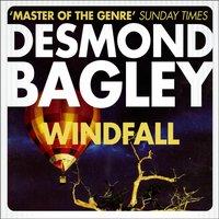 Windfall - Desmond Bagley - audiobook