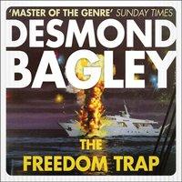 Freedom Trap - Desmond Bagley - audiobook