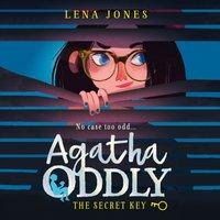 Secret Key (Agatha Oddly, Book 1) - Lena Jones - audiobook