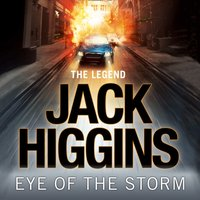 Eye of the Storm - Jack Higgins - audiobook