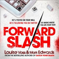 Forward Slash - Mark Edwards - audiobook