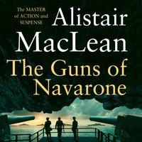 Guns Of Navarone - Alistair MacLean - audiobook
