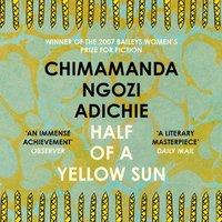 Half of a Yellow Sun - Chimamanda Ngozi Adichie - audiobook