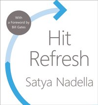 Hit Refresh - Satya Nadella - audiobook