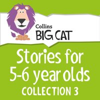 Stories for 5 to 6 year olds - Cliff Moon - audiobook