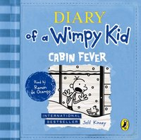 Cabin Fever (Diary of a Wimpy Kid book 6) - Jeff Kinney - audiobook