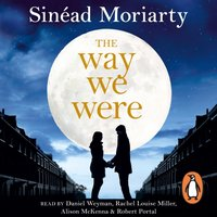 Way We Were - Sin ad Moriarty - audiobook
