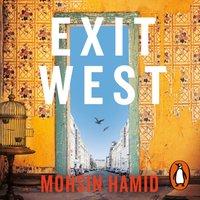 Exit West - Mohsin Hamid - audiobook