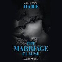 Marriage Clause - Alexx Andria - audiobook