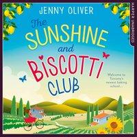 Sunshine And Biscotti Club - Jenny Oliver - audiobook