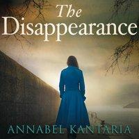 Disappearance - Annabel Kantaria - audiobook