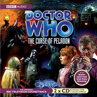 Doctor Who: The Curse Of Peladon (TV Soundtrack) - Brian Hayles - audiobook