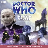 Doctor Who: The Myth Makers (Classic Novels) - Donald Cotton - audiobook