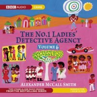 No.1 Ladies Detective Agency, The  Volume 6 - The Return Of Note - Alexander McCall Smith - audiobook