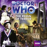 Doctor Who: The Reign Of Terror - Dennis Spooner - audiobook
