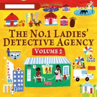 No.1 Ladies Detective Agency, The  Volume 2 - The Maid & Tea - Alexander McCall Smith - audiobook