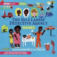 No.1 Ladies Detective Agency, The  Volume 7 - There Is No Such Thing As Free Food - Alexander McCall Smith - audiobook