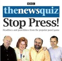 News Quiz: Stop Press! - John Lloyd - audiobook