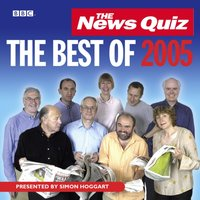 News Quiz: The Best Of 2005 - John Lloyd - audiobook