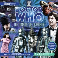 Doctor Who: The Tomb Of The Cybermen (TV Soundtrack) - Gerry Davis - audiobook