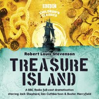 Treasure Island - Robert Louis Stevenson - audiobook