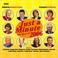 Just A Minute: The Best Of 2006 - Ian Messiter - audiobook