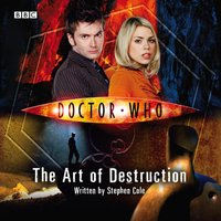 Doctor Who: The Art Of Destruction - Stephen Cole - audiobook