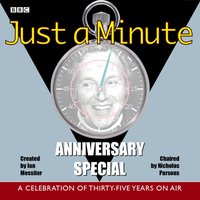 Just A Minute: Anniversary Special - Ian Messiter - audiobook