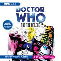 Doctor Who And The Daleks - David Whitaker - audiobook
