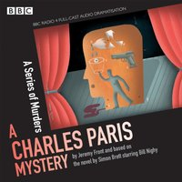 Charles Paris: A Series of Murders - Simon Brett - audiobook