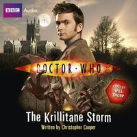 Doctor Who: The Krillitane Storm - Christopher Cooper - audiobook