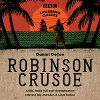 Robinson Crusoe - Daniel Defoe - audiobook