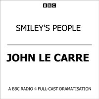 Smiley's People - John le Carre - audiobook