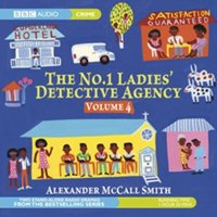 No.1 Ladies Detective Agency, The  Volume 4 - Kalahari Typin - Alexander McCall Smith - audiobook