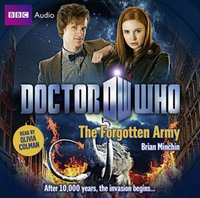 Doctor Who: The Forgotten Army - Brian Minchin - audiobook