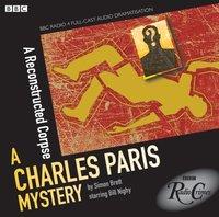 Charles Paris: A Reconstructed Corpse (BBC Radio Crimes) - Simon Brett - audiobook