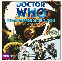 Doctor Who And The Terror Of The Autons - Terrance Dicks - audiobook