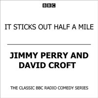 It Sticks Out Half A Mile - Jimmy Perry - audiobook