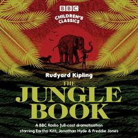 Jungle Book - Rudyard Kipling - audiobook