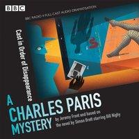 Charles Paris: Cast in Order of Disappearance - Simon Brett - audiobook