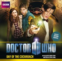 Doctor Who: Day Of The Cockroach - Steve Lyons - audiobook