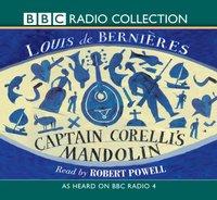 Captain Corelli's Mandolin - Louis de Bernieres - audiobook