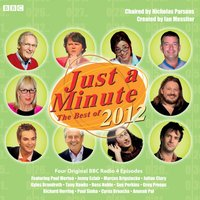 Just A Minute: The Best Of 2012 - Ian Messiter - audiobook