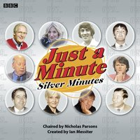 Just A Minute: Silver Minutes - Ian Messiter - audiobook
