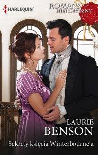 Sekrety księcia Winterbourne'a - Laurie Benson - ebook