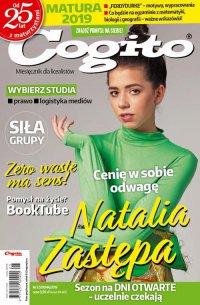 Cogito nr 5 (539) MAJ 2019 - Ola Siewko - eprasa